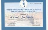 dr Rykała - certyfikat 2