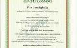 dr Rykała - certyfikat 19