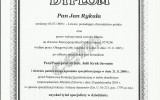 dr Rykała - certyfikat 20