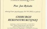 dr Rykała - certyfikat 26