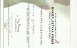 dr Rykała - certyfikat 37